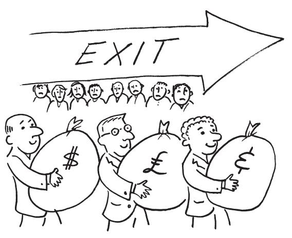 Austerity rewards corporate tax evasion